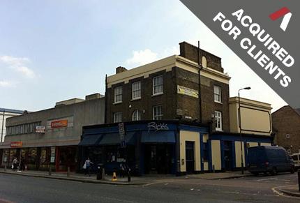 Trafalgar Road, Greenwich SE10